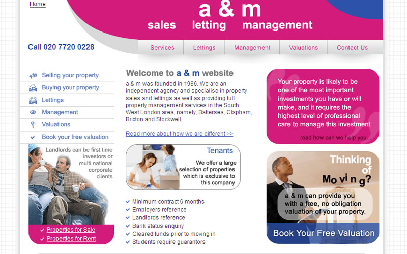 A and M Properties